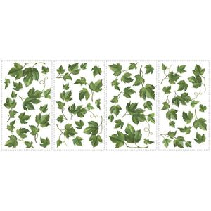 Stickere decorative EVERGREEN IVY | 4 colite de 25, 4 cm x 45, 7 cm imagine
