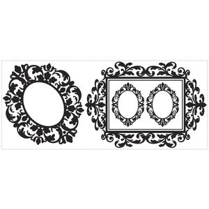 Stickere decorative FOTO FRAMES | 1 colita de 45, 7 cm x 101, 6 cm imagine