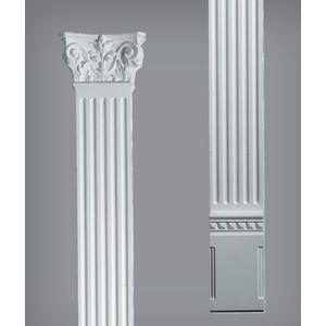 Pilastru corintic P2 - lat (l=246 cm) | CL3200 imagine