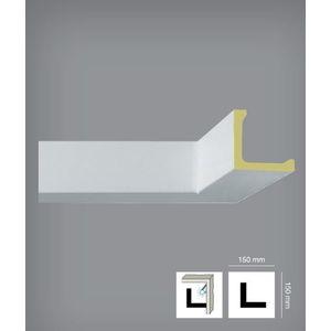 Scafa iluminat 150 x 150 mm | C3226 imagine
