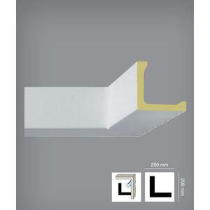 Scafa iluminat 250 x 200 mm | C3228 imagine