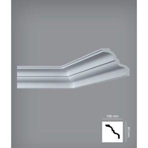 Cornisa decorativa 105 x 90 mm | I777 imagine