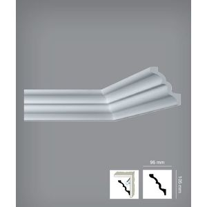 Scafa iluminat 95 x 105 mm | I775 imagine