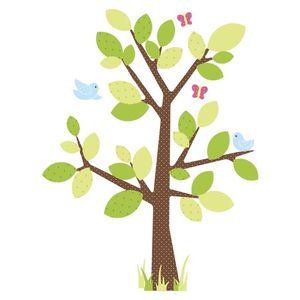 Sticker gigant KIDS TREE   91, 4 x 1, 27 cm imagine