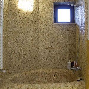 Mozaic Onix Pebbles Small Antichizat Produs Comanda Speciala imagine