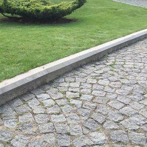 Piatra Cubica Granit Gri Antracit Natur 7 x 7 x 7cm imagine