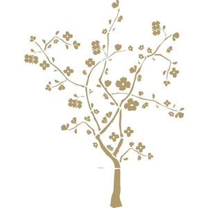 Sticker decorativ CHERRY BLOSSOM | 1 colita de 45, 7 cm x 101, 6 cm imagine