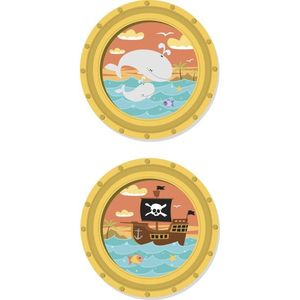 Stickere gigant HIGH SEAS   2 colite de 68, 6 cm x 101, 6 m imagine