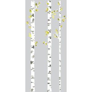 Sticker gigant BIRCH TREES   10, 8 x 242, 6 cm imagine