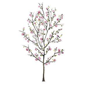 Sticker gigant PINK BLOSSOM TREE | 96, 5 x 165, 1 cm imagine