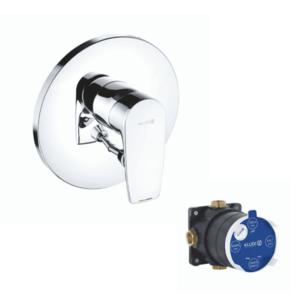 Baterie cada și duș KLUDI Pure&Solid PN10 incastrata imagine