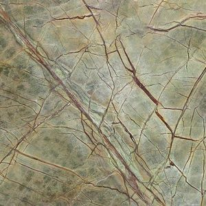 Marmura Rainforest Green Polisata 61 x 30.5 x 1 cm imagine