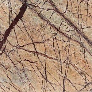 Blat Marmura Rain Forest Brown Polisata 250 x 65 x 3cm imagine