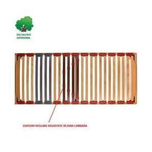 Somiera Relax Pat RUS, din lemn masiv, fag stratificat, 80x190xh35 cm - Cbs Export imagine