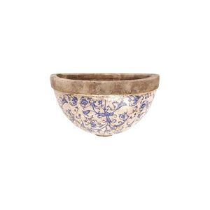 Ghiveci pentru perete din Ceramica Antichizata Regana imagine