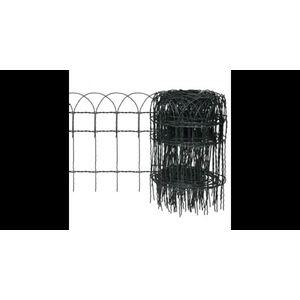 Plasa gard decorativa 10 x 0, 4 m imagine