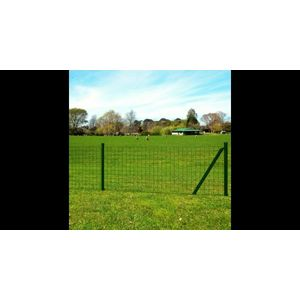 Set plasa si stalpi Eurofence, 10 x 1, 0 m imagine