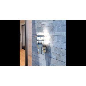 Lampă de perete din oțel inoxidabil cu senzor de mișcare imagine