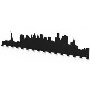 Cuier metalic NEW YORK -model 4019 Negru imagine