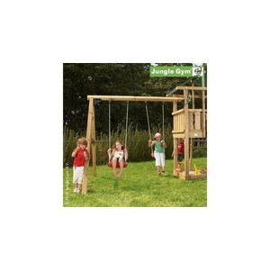 Modul de Leagane Swing Extra 2 - pentru orice turn Jungle Gym imagine