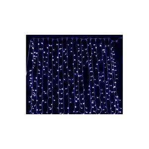 LED perdea de lumina cald alb imagine