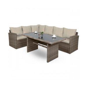 Set mobilier gradina Caprice Caffe imagine