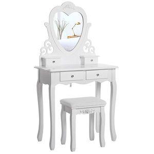 Masă de toaletă Madame de Pompadour imagine