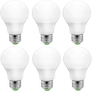 Set 6 Becuri LED 10W Lumina rece DL 6100 imagine