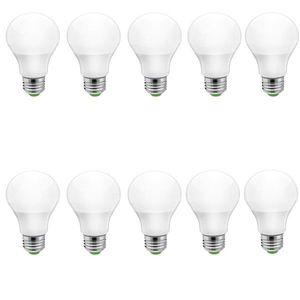 Set 10 Becuri LED 10W Lumina rece DL 6100 imagine