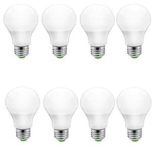 Set 8 Becuri LED 10W Lumina rece DL 6100 imagine