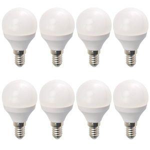 Set 8 Becuri LED Drimus 6W E14 Lumina Rece DL 6064 imagine