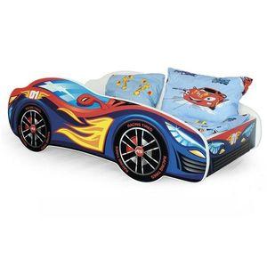 Pat pentru copii masina de curse HM Speed imagine