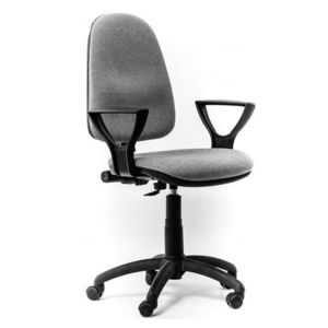 Scaun ergonomic 1080 MEK LX rosu imagine