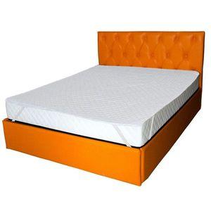 Set Saltea Pegas Comfort Flex 160x200 plus husa hipoalergenica imagine