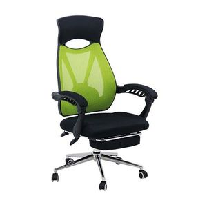 Scaun birou ergonomic OFF 915 verde Verde imagine