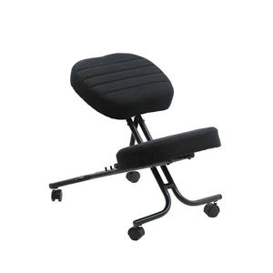 Scaun ergonomic OFF 093 negru Negru imagine