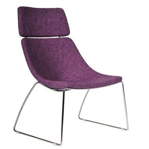 Scaun relaxare Soft PDH violet violet imagine