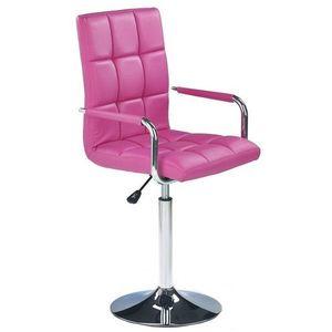 Scaun birou copii HM Gonzo roz Roz imagine