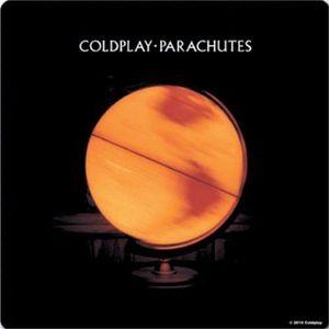 Suport pentru pahar - Coldplay. Parachutes | Rock Off imagine