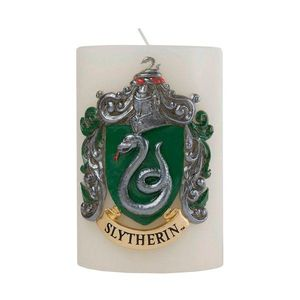 Lumanare - Harry Potter Slytherin Sculpted Insignia | Insight Editions imagine