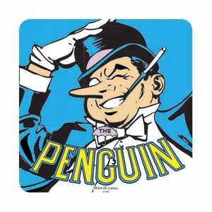 Suport pentru pahar - Batman (Penguin)   Half Moon Bay imagine