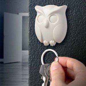 Suport pentru chei - Owl | Balvi imagine