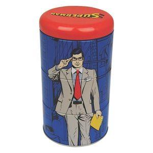 Set 3 cutii metalice - Superman (Clark Kent)   Half Moon Bay imagine