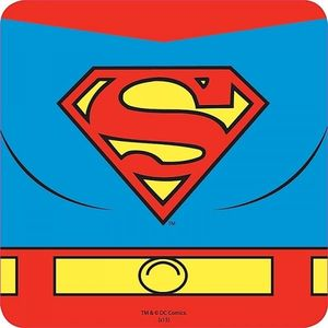 Suport pahar - Superman - Costume | Half Moon Bay imagine