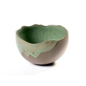 Mini bol verde - Serax Dots   Serax imagine