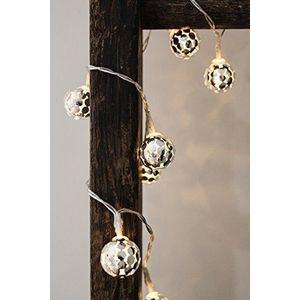Luminite - Silver Globe | Kikkerland imagine