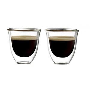Set 2 pahare cappuccino cu perete dublu Jack | Creative Tops imagine