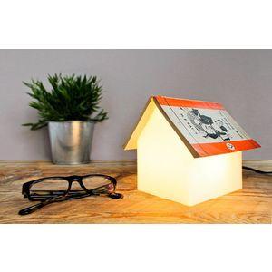 Lampa cu suport pentru carte - Book rest   Suck Uk imagine