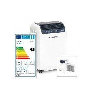 Aparat de aer condiționat split PAC 4600 Capacitate 14.500 Btu Debit 630mc/ora Telecomanda Display Timer Pentru 120mc imagine