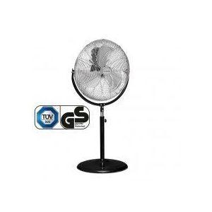 Ventilator cu picior TVM 18 S Consum 120 W/h 3 trepte Diametru elice 45cm 3 palete ventilare imagine